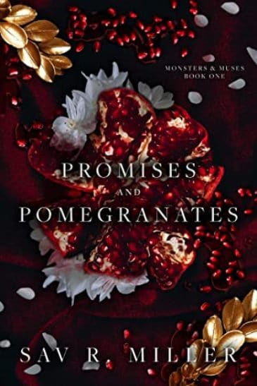 Promises and Pomegranates by Sav R. Miller - cover