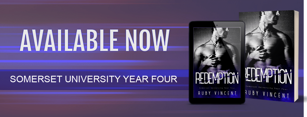 Redemption by Ruby Vincent - banner