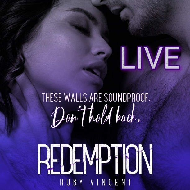 Redemption by Ruby Vincent - soundproof
