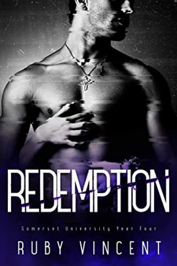 Redemption by Ruby Vincent - cover