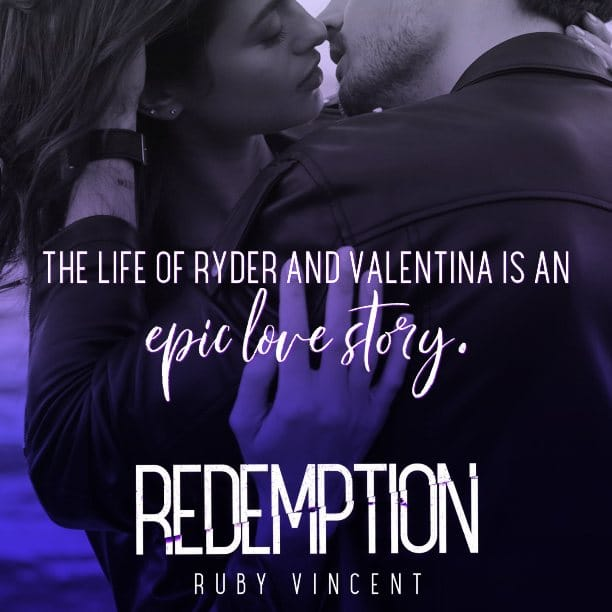 Redemption by Ruby Vincent - epic