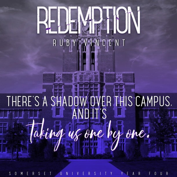 Redemption by Ruby Vincent - shadow