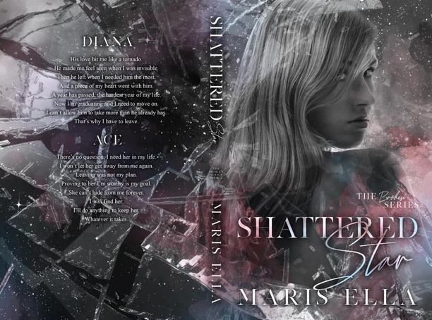 Shattered Star by Maris Ella - jacket