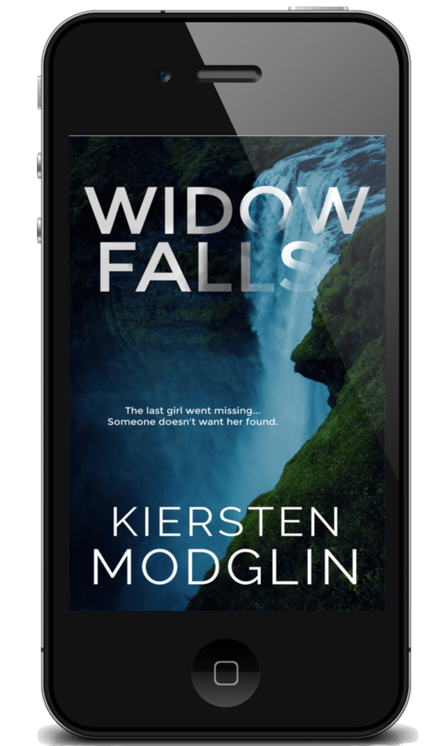Widow Falls by Kiersten Modglin - iphone