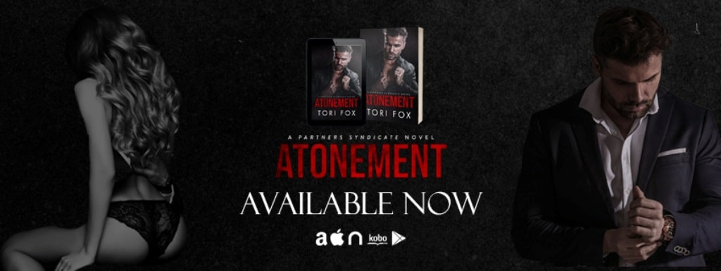 Atonement by Tori Fox - banner