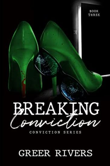 Breaking Conviction by Greer Rivers  - cover