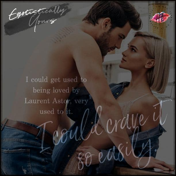 Egotistically Yours by Hayley Faiman - crave it