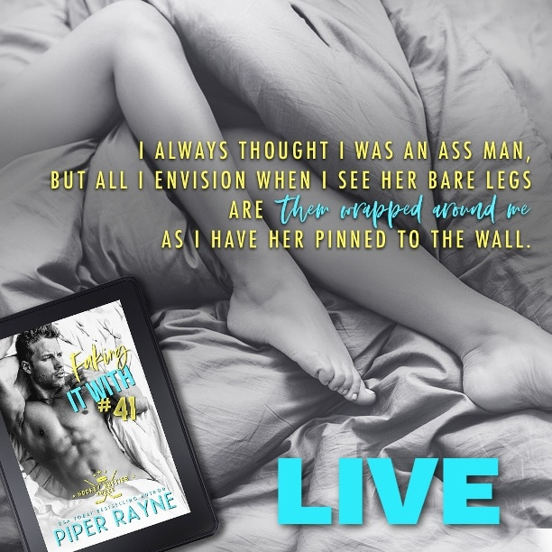 Faking It with #41 by Piper Rayne - ass man