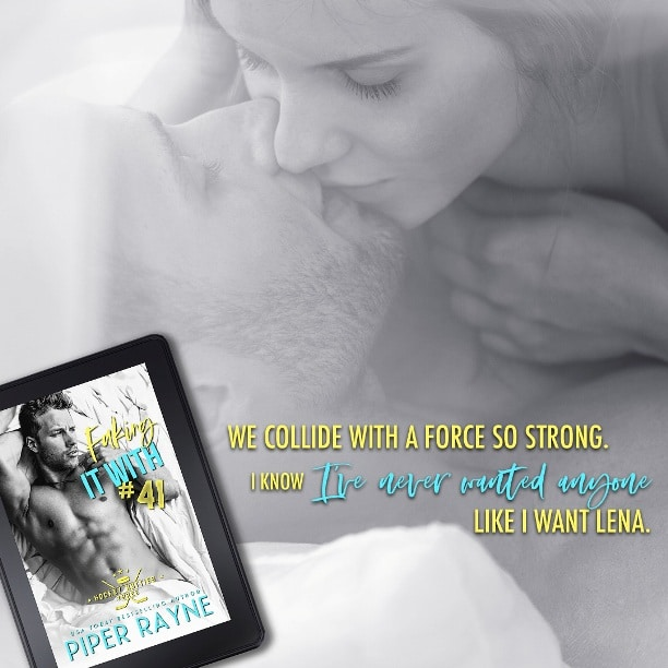Faking It with #41 by Piper Rayne - collide