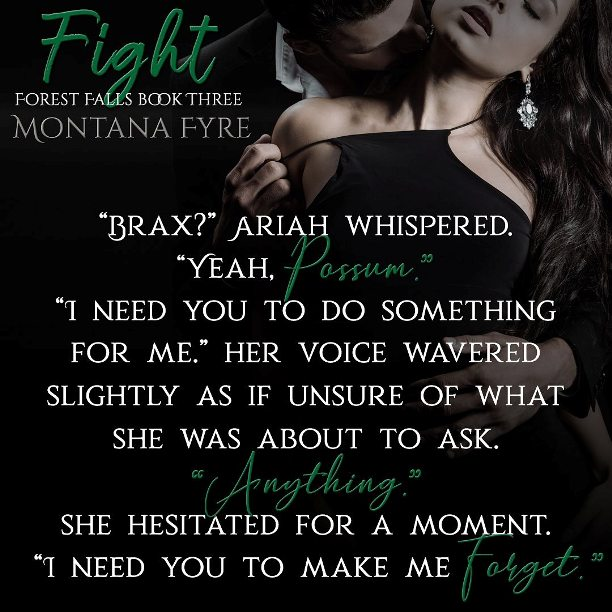 Fight by Montana Fyre - anything
