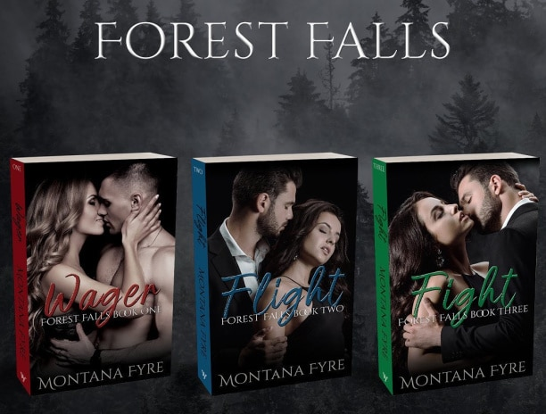 Fight by Montana Fyre - series