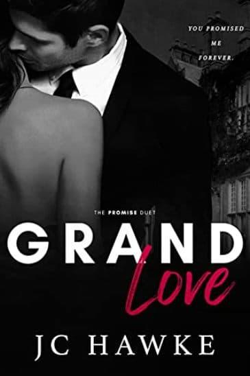 Grand Love by J.C. Hawke - cover