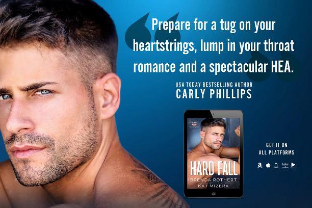 Hard Fall by Brenda Rothert and Kat Mizera - carly review
