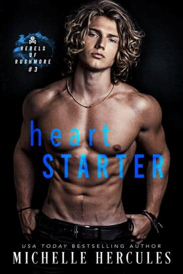 Heart Starter by Michelle Hercules - cover