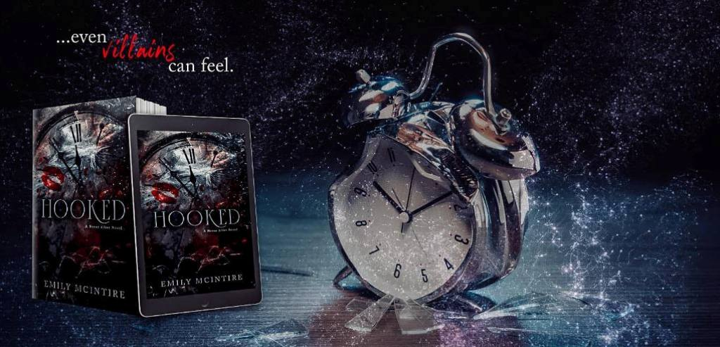 Hooked by Emily McIntire - banner