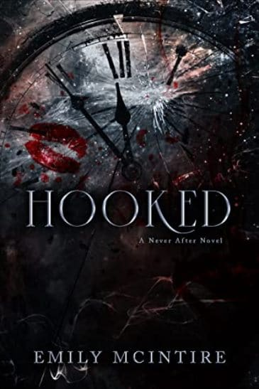 Hooked by Emily McIntire - cover