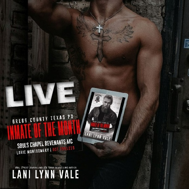 nmate of the Month by Lani Lynn Vale - live
