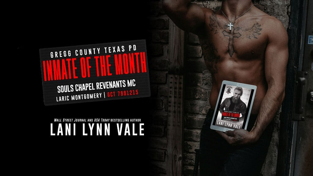 nmate of the Month by Lani Lynn Vale - banner