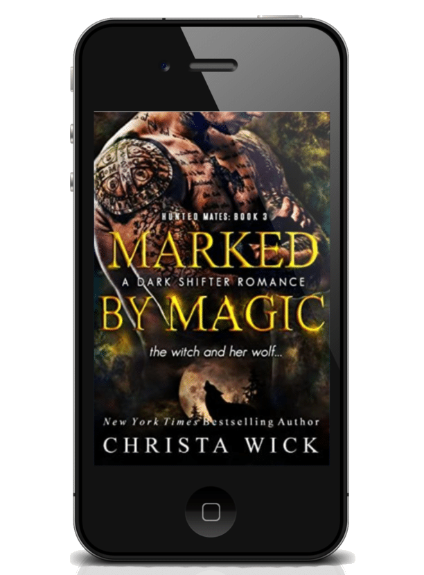 Marked by Magic by Christa Wick - cell phone