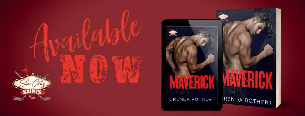 Maverick by Brenda Rothert - banner