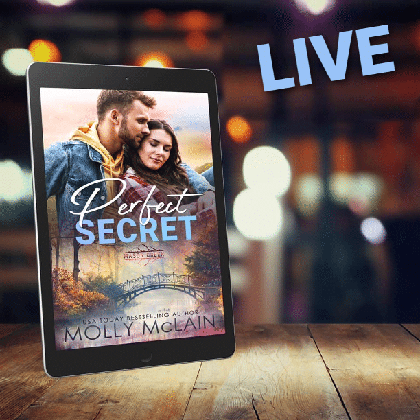 Perfect Secret by Molly McLain - live