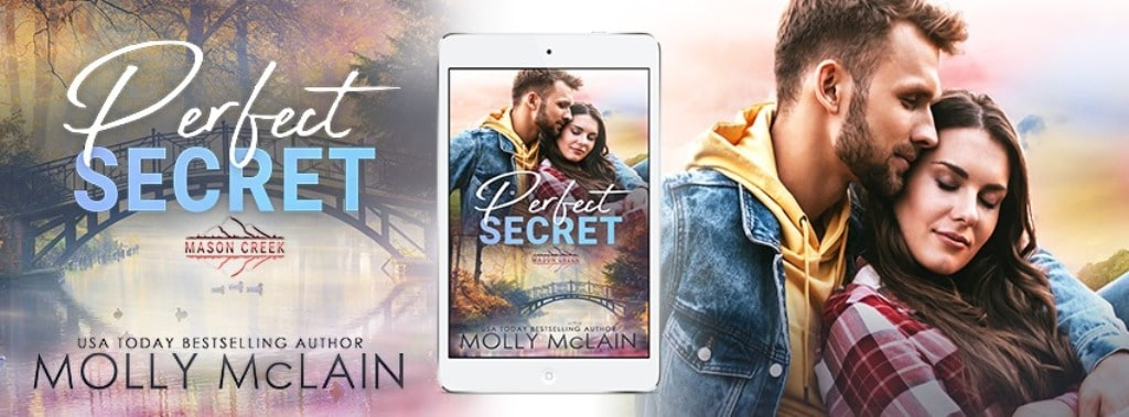 Perfect Secret by Molly McLain - banner