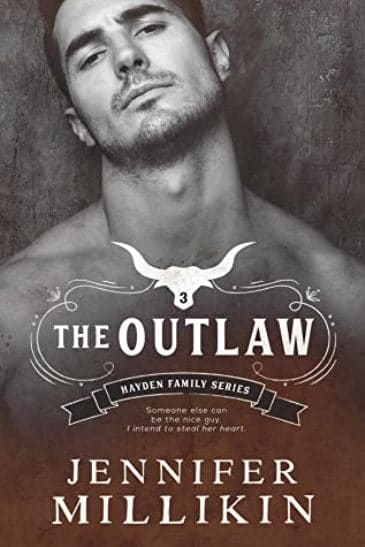 The Outlaw by Jennifer Millikin - cover