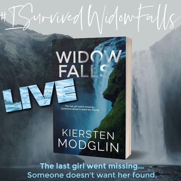 Widow Falls by Kiersten Modglin - I survived