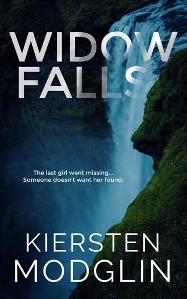 Widow Falls by Kiersten Modglin - cover